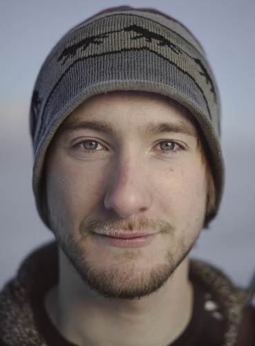adam angelides portrait lifestyle photographer london, svalbard, barentsburg